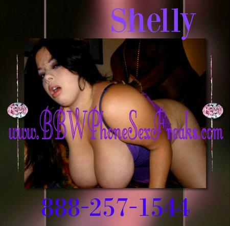 Sexy BBW Shelly